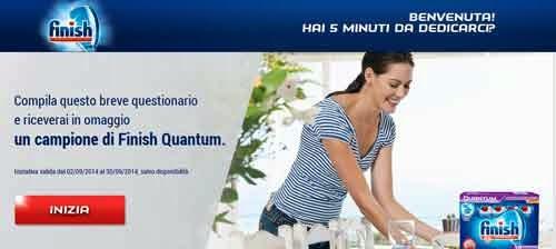 finish quantum richiesta campioncino