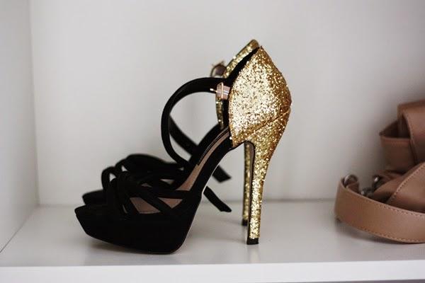 Zapatos de moda para fiesta
