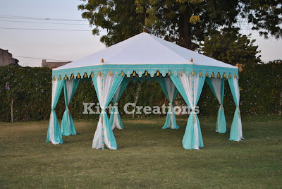 Aesthetic Luxury Tent