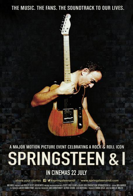 Springsteen y yo (2013)