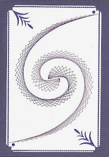 Gerda S Kaarten Abstracte Geometrische Figuren