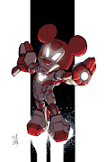 Iron Man 3, Iron Mickey, and More Iron Mania by Tom Hodges (ironmousehodges)