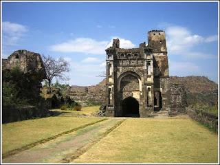 Chini Mahal Daulatabad Aurangabad