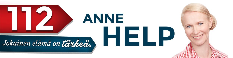 Anne Help eduskuntaan 2015