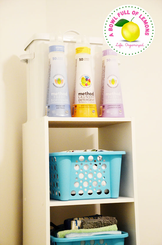 I Keep A Grocery Bag Organizer In The Laundry Room We Use Disposable Bags All Of Our Bathrooms You Can Purchase These Organizers Here