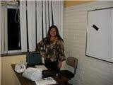 Oficina de Comunicação e Atendimento a Clientes da turma de Assistente de RH- SENAC Rio/ Madureira.