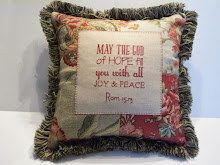 Rom. 15:13 - Sage/red/gold mix