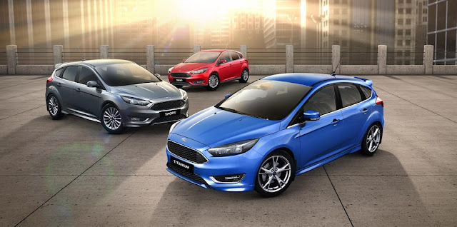 Việt Nam sắp có Ford Focus phiên bản động cơ Ecoboost
