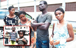 Pregnant woman, husband, sell unborn baby for N200,000