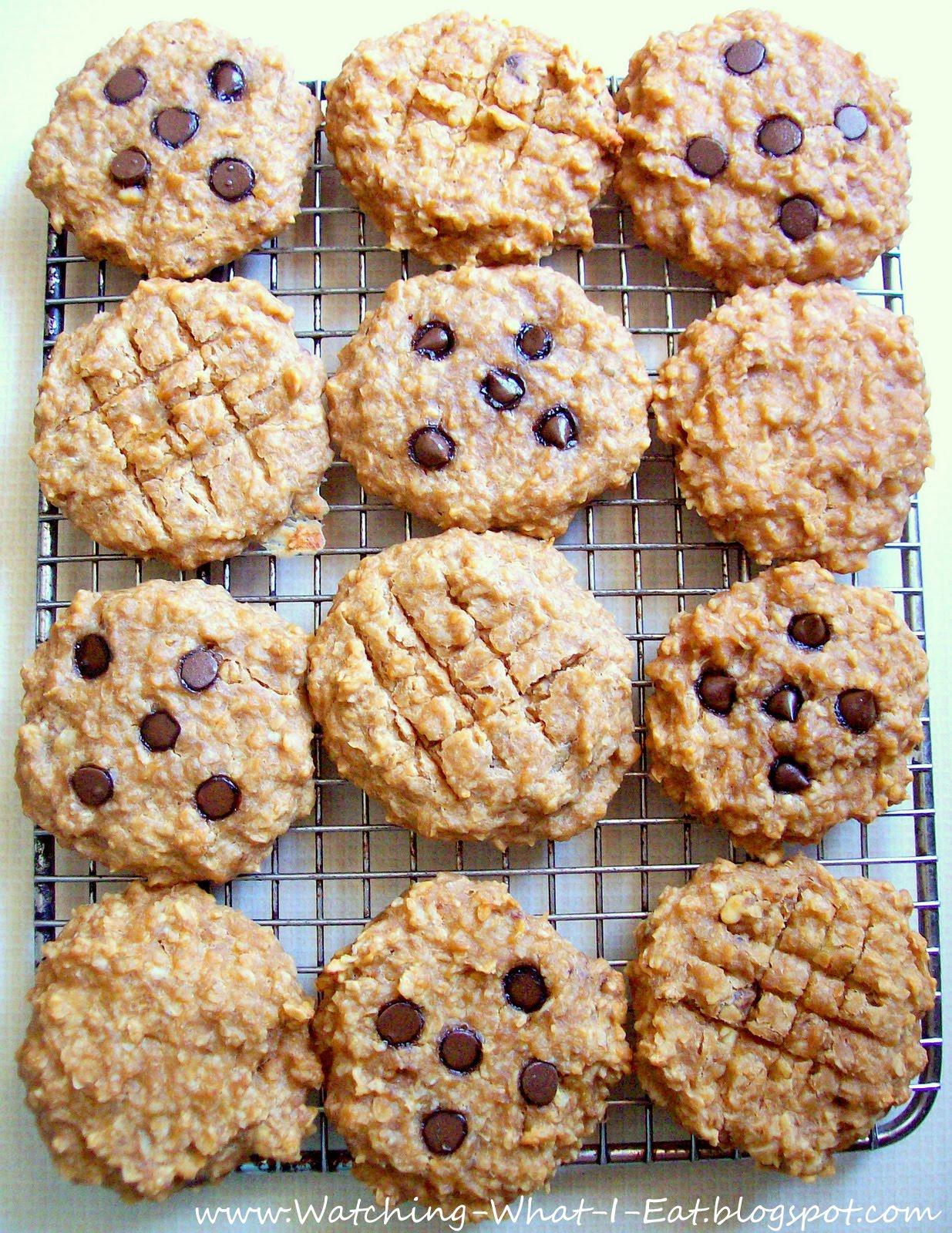 Applesauce banana cookie recipe
