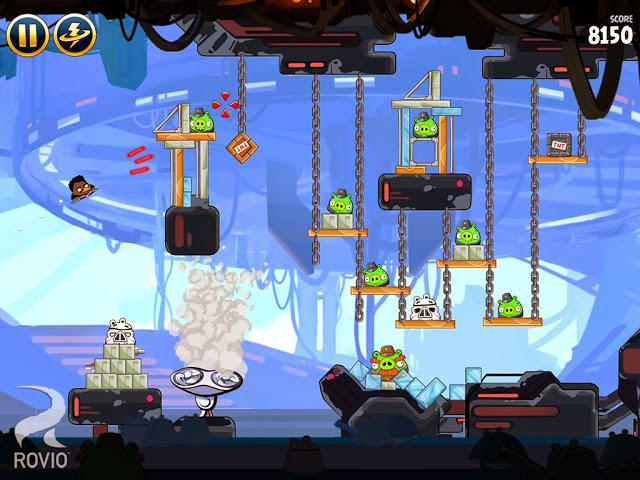 Angry Birds Star Wars II 1.2.1 - Descargar para PC Gratis
