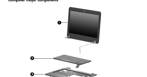 computer mania hp laptop service manual rh gerecomp blogspot com HP Mini 311 Battery HP Mini 311 Specs