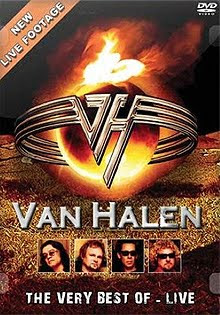 Van Halen – The Very Best Of Live – DVD