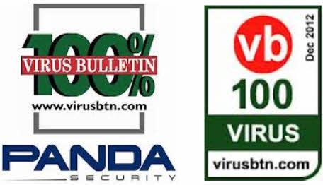 Panda Cloud Antivirus obtiene la certificación VB100
