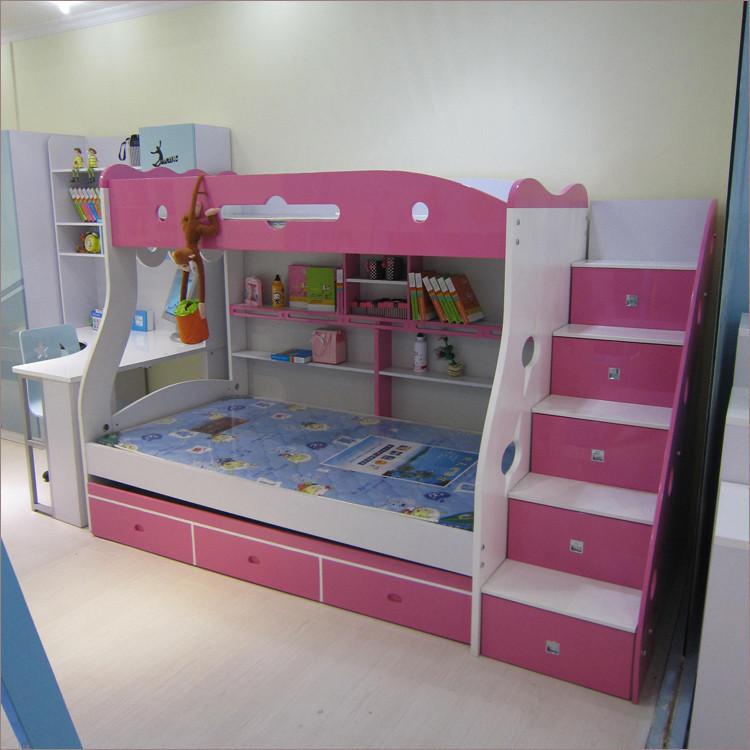 Ni o en casa camas italianas para ninos - Cama para ninos pequenos ...