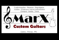 Conheça a G-Marx Custom Guitars