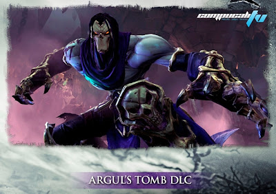DARKSIDERS II ARGULS TOMB DLC
