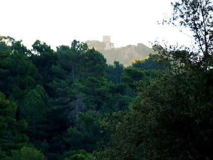 Primeres vistes de Santa Maria de Tagamanent