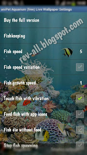 setting aniPet aquarium live wallpaper android (rev-all.blogspot.com)