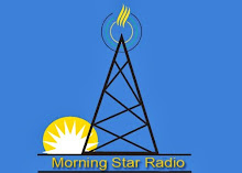 Click BANNER below to LISTEN TO morning star radio