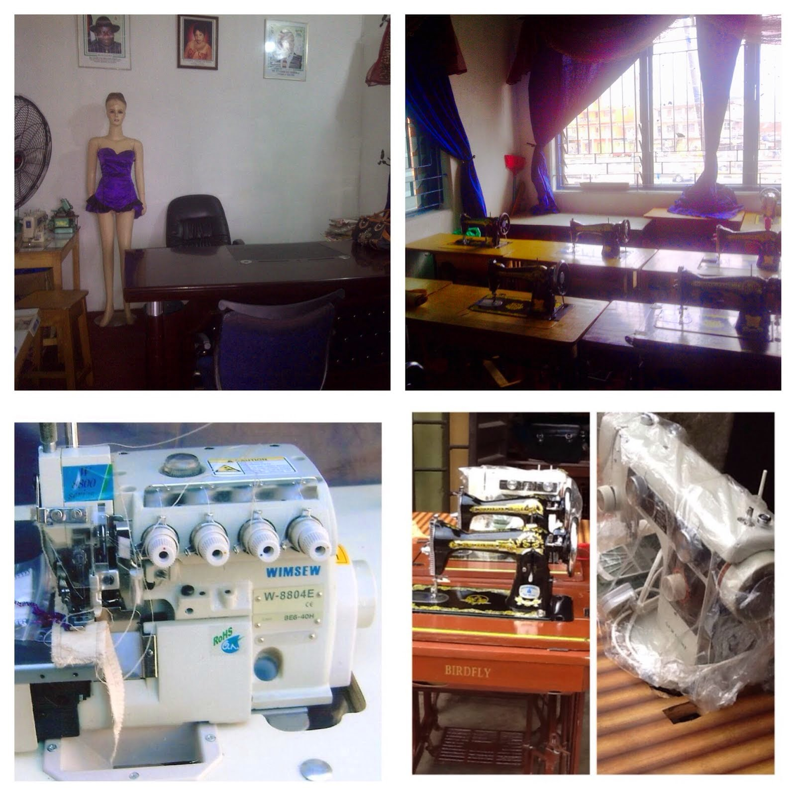 Our school and machines 4sale