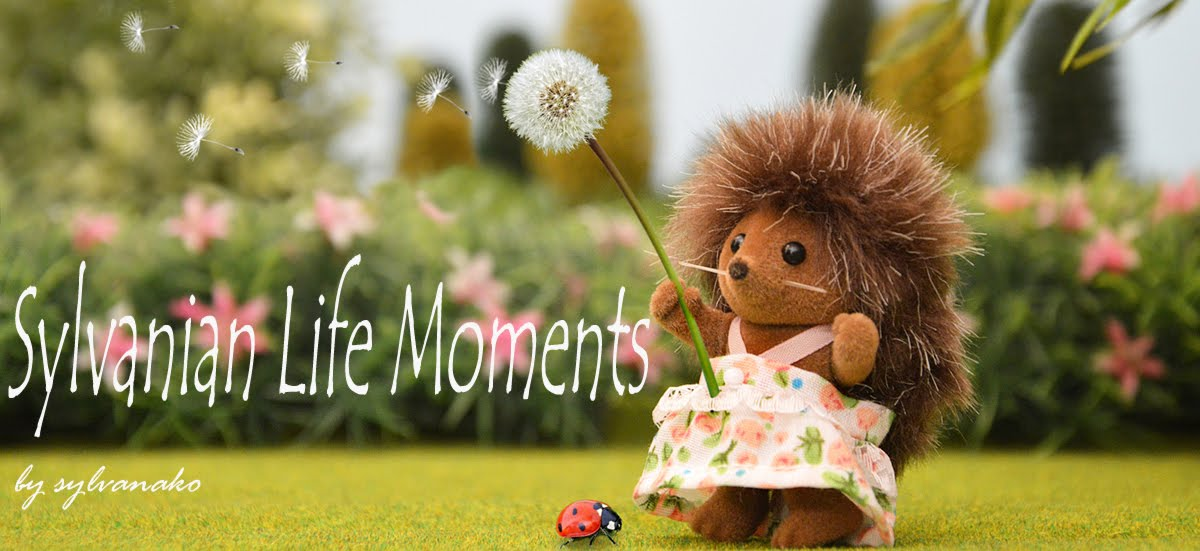 Sylvanian Life Moments