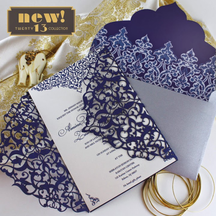 TOP 20 Laser Cut Wedding Invitations