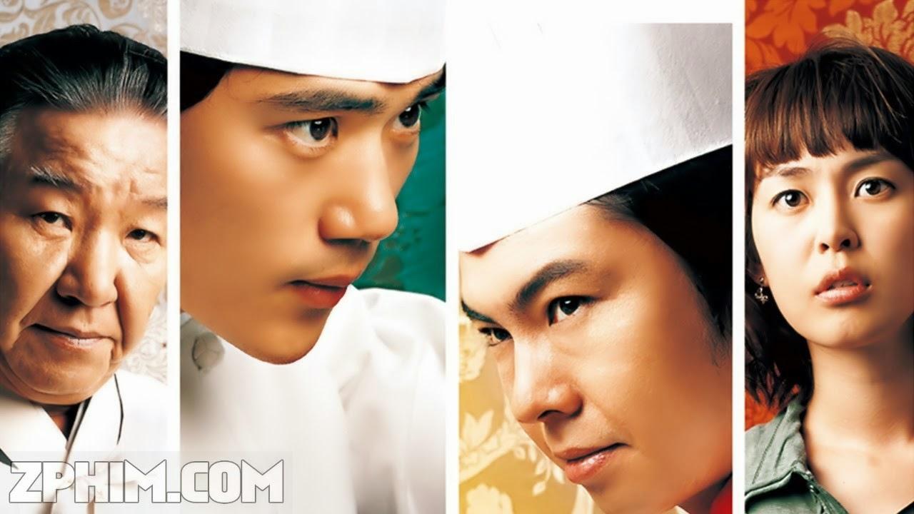 Ảnh trong phim Cuộc Chiến Kim Chi 2 - Le Grand Chef 2 1