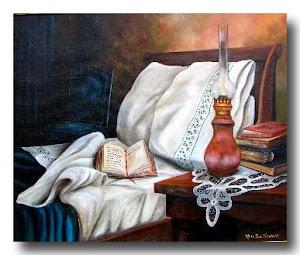 un jour un peintre