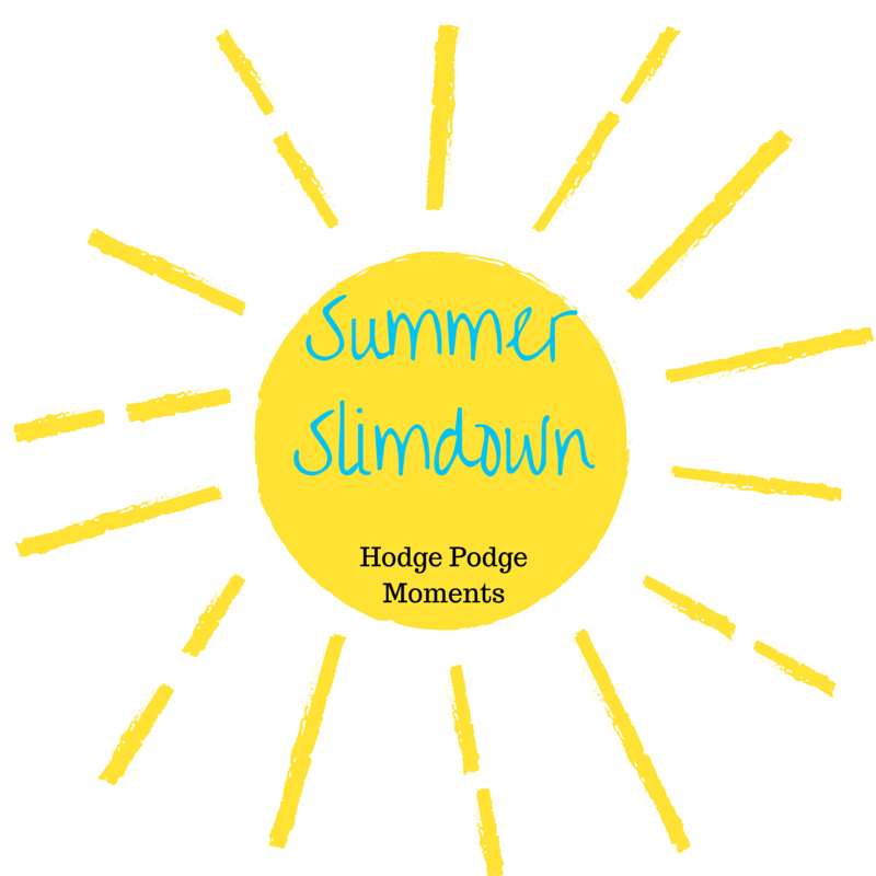 Summer Slimdown: The Details