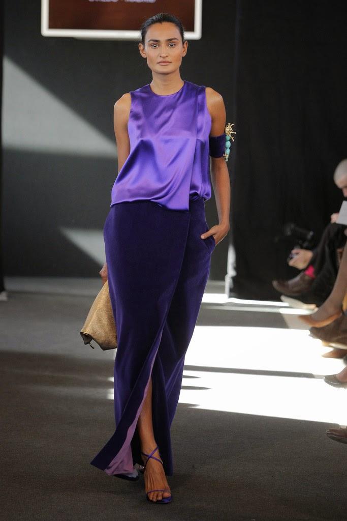 el capricho de marquez@: asturias en madrid fashion show