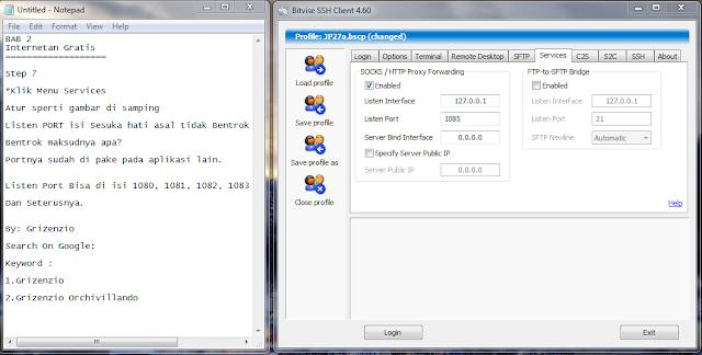 2013 06 27 203947 Cara Setting Dan Menggunakan SSH , Proxifier, Bitvise By Grizenzio