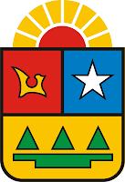 Trois pictogrammes  Escudo_de_Quintana_Roo