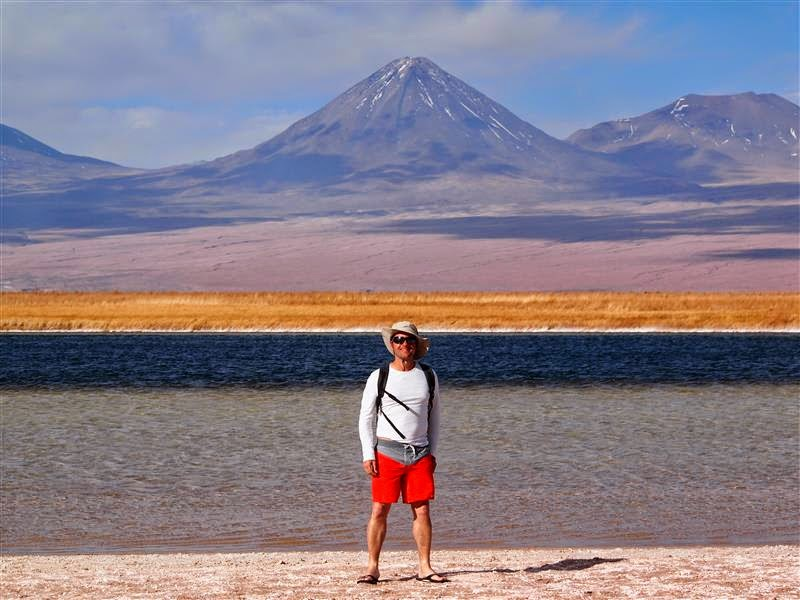 Laguna Salada - San Pedro de Atacama