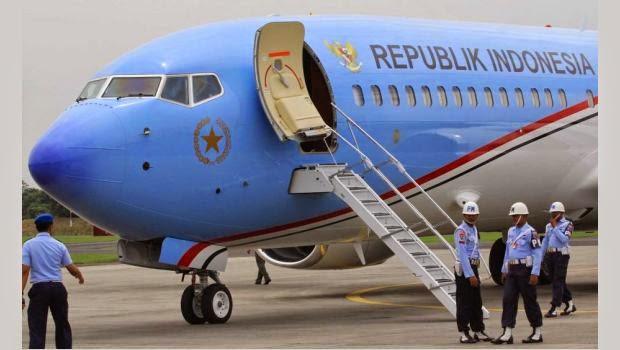 Pesawat Kepresidenan Mampu Deteksi Peluru Kendali