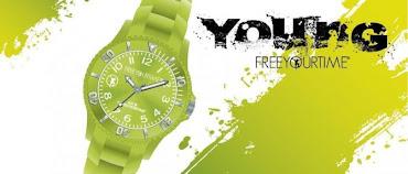 Freeyourtime sono i nuovi accessori in silicone, dallo spirito giovane, libero e non convenzionale