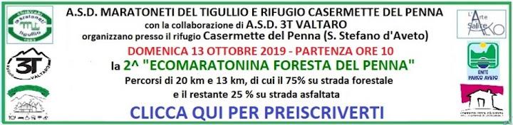 Ecomaratonina Foresta del Penna