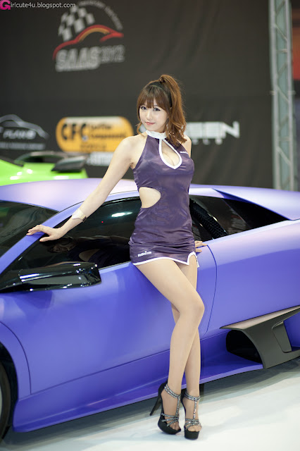 5 Lee Eun Hye - Seoul Auto Salon 2012-Very cute asian girl - girlcute4u.blogspot.com