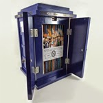 silva screen tardis
