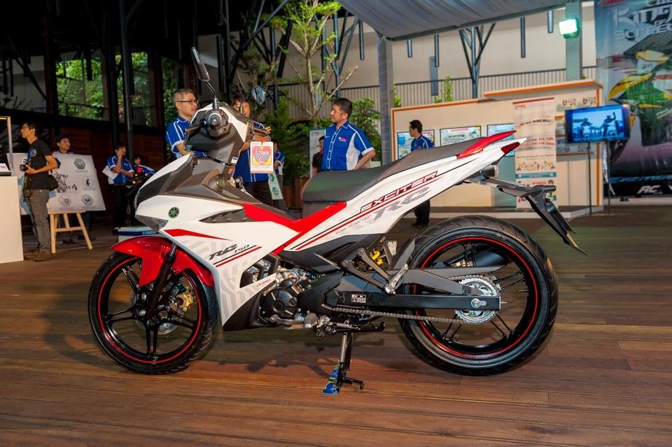 Exciter 150cc có tốn xăng mức tiêu hao nhiên liệu là bao nhiêu?