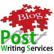 Blog posting services