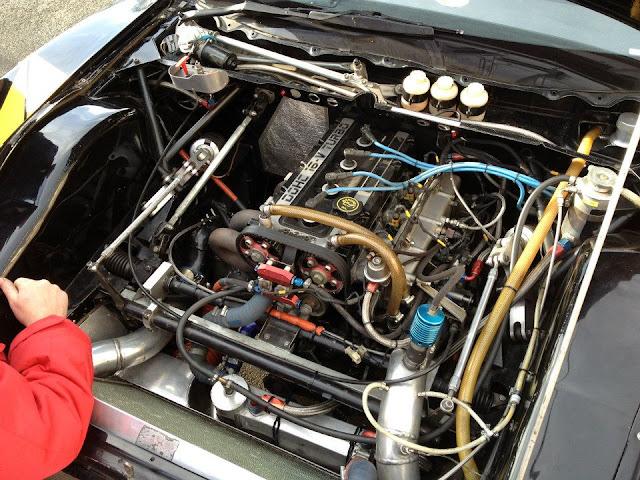 Honda Prelude Cosworth, YBD