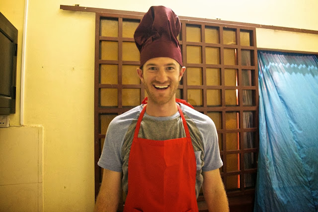 try a cooking class in cambodia!