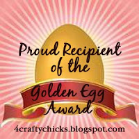 4CraftyChicks Golden Egg Winner 7th Sept 2017