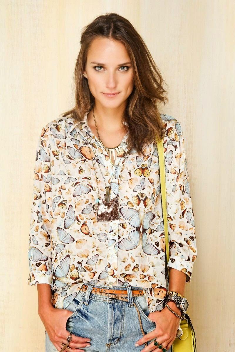 camisas femininas floiridas 5