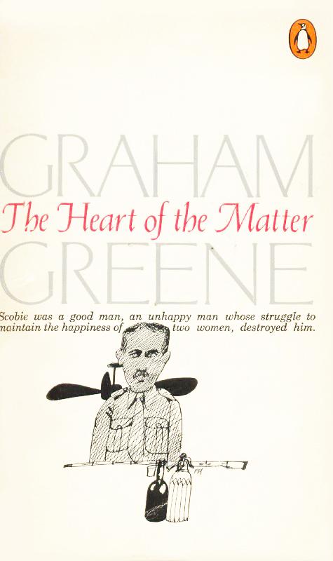 power glory graham greene essays