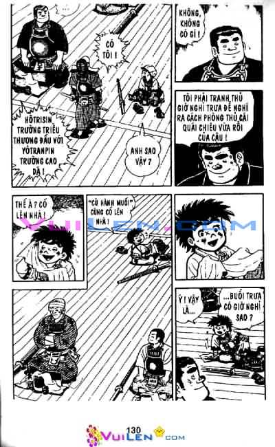 Siêu quậy Teppi chap 33 - Trang 127