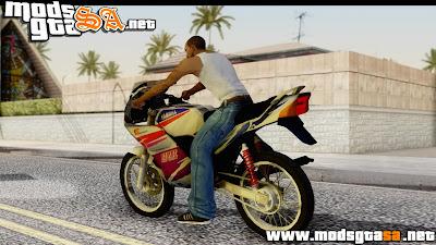SA - Yamaha RZR 135