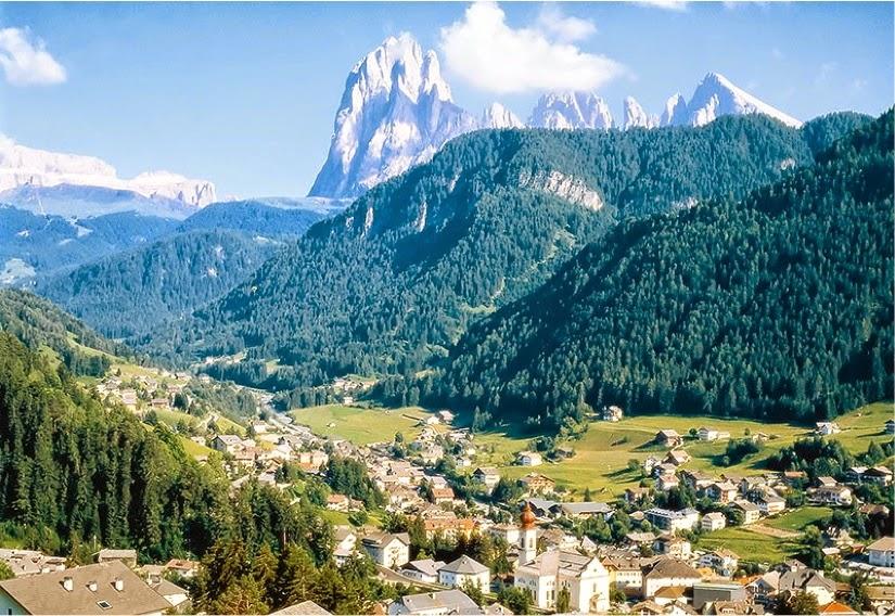 Ortisei, Dolomites