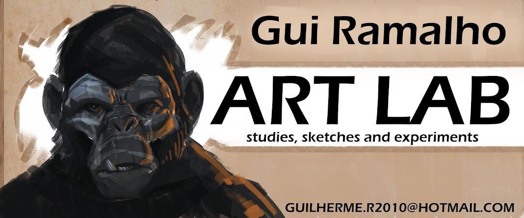 Gui Ramalho Art lab